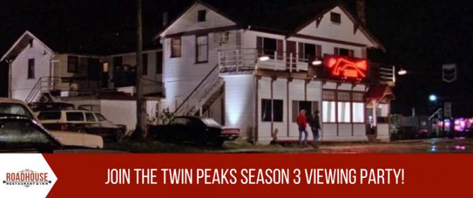 Twin Peaks Season 3 Viewing Party Twin Peaks Viewing Party