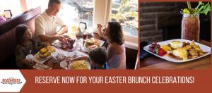 The Roadhouse Restaurant and Inn Easter Brunch