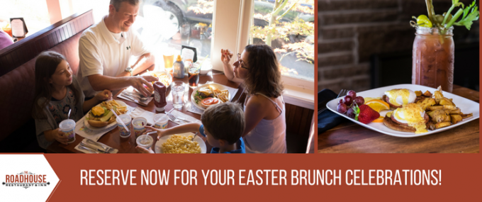 The Roadhouse Restaurant and Inn Easter Brunch